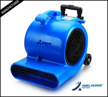 Powerful motor Handle and Wheel Carpet Dryer