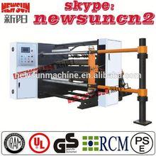 NewSun Back Paper Cutting And Rewinding Machine