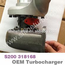 Turbo S200 318168 / 317890 /5010450477 Turbocharger for Renault