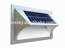 Decorative Wall Mounted Outdoor Solar Lights Waterproof