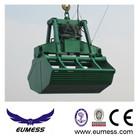 25T Electro Hydraulic Clamshell Cargo Grab Bucket