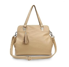 Lelany fashion lady bag with tassels , top selling women handbags