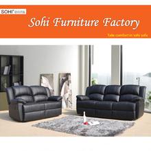 durable reclining sofa 7451, recliner chair, good elasticity reclining sofa