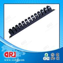 metal 1U 2U cable management