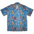 nuovo design per gli uomini camicia hawaii uomo delle magliette