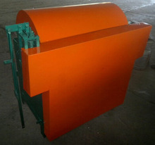steel wire recycling machine/steel wire degumming machine/waste tire recycling