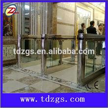 hotel swing gate ,wholesale swing gate , high class swing barrier