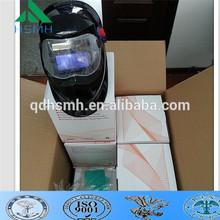auto darkening custom welding helmet with respirator made in China
