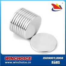 OEM /Wholesale 1mm,20mm,50mm Neodymium Disc Magnets N35 N45 N40 N42 N38 N48