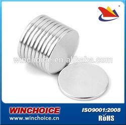OEM /Wholesale 1mm,20mm,50mm Neodymium Disc Magnets N35 N45 N40 N42 N38 N48