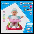 hot venda de produtos elétricos andador de bebê de brinquedo da boneca