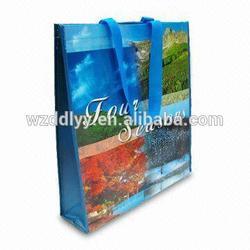 Promotion PP non woven Shopping bag.Lamination Non Woven Bag