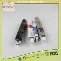 60g aluminum Collapsible Tube for hair dye, printed empty Collapsible Tube for cosmetics