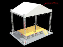 Aluminum stage truss,roof truss,circle roof truss systems