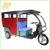 wholesale motorized tricycle for passengers with shed made in china dc motor tianneng battery
