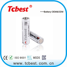 OEM for 2900mah fr6 1.5v aa rechargeable battery