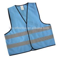 blue EN471 reflective safety vest