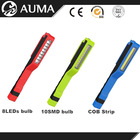 hot products 8 led portable magnetic flashlight type pen light