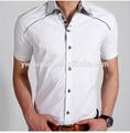 2014 slim fit oficina uniforme de camisa para hombre, de alta calidad hombre camisa nueva moda camisas para hombre de prendas de vestir