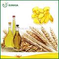 La nature des soins de santé médecine d'herbe pure huile de germe de blé