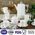 ince Kraliyet kemik çini porselen kahve fincanı
