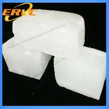 white odorless Kunlun fully refine 64 grade Paraffin candle wax