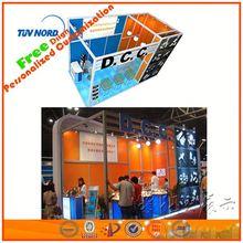 nuevo producto personalizado de aluminio de acrílico de la foto de la cabina de la máquina expendedora de ventas