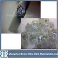 Hthp blanco de diamantes para joyería uso/blanco diamante hpht