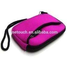 Quality neoprene camera bag with string