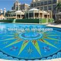 /de vidrio mosaico de cerámica de sol de patrones de diseño
