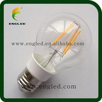 A60 4W cob led bulb 5w, 1.5 volt led light bulbs, led bulb aluminum housing