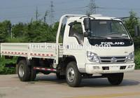 foton van light truck,single cab mini trucks