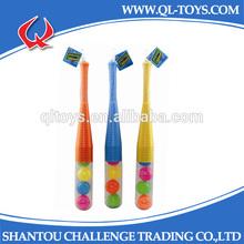 Plastic Toy Baseball Bat Baseball Set Toy