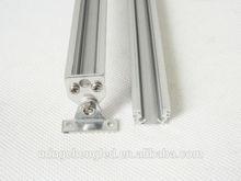 Polycarbonate LED light cover for aluminium led profile