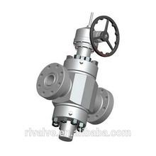 Oil Well Control System API6A Gate Valves Oil & Gas Pipeline Valves