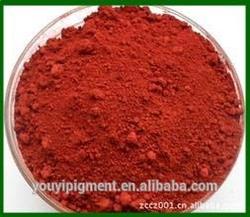 high quality iron oxide red asphalt
