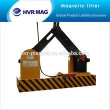処理するための磁石を持ち上げるクレーン鋼板/スクラップを持ち上げるための磁石の掘削機の昇降/スチールプレート磁石を持ち上げる