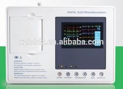 digital ecg machine 3 channel