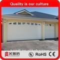 residencial porta da garagem sobrecarga e painel para a porta da garagem na china