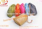 polyester Drawstring Bag &Waterproof Polyester Drawstring Bag