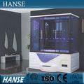 HS-SR027 Luxury ozone steam shower/multifunction steam room/hydro massage steam shower cabin