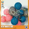 10L LED Cotton Ball Lights Christmas Decoration,Christmas Light,Christmas Ball
