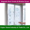 New Model DIY Magnetic Mosquito Net Window