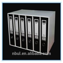 Produttore di porcellana nuovo design 6 piani, colore bianco ikea ufficio di gabinetto file