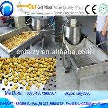 Most Popular automatic caramel popcorn machine/mini popcorn machine