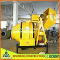 jzr350 portable misturador de cimento usado motor diesel venda quente de jiangsu xingcheng fábrica