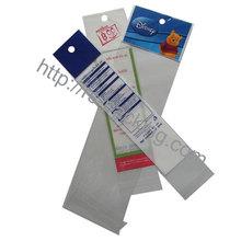 Dongguan printed plastic opp pen bag
