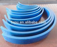 manufacturer polyurethane pu scraper gum