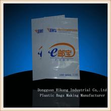 Dongguan factory custom style high security plastic mail bag