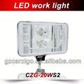 Nouvelles conduit 2013 conduire, phare, lampe de travail led lampe, auto hebdo vtt. lumière